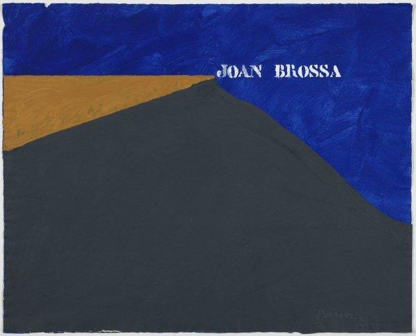 30/08/1993 [Homenatge a Joan Brossa]
