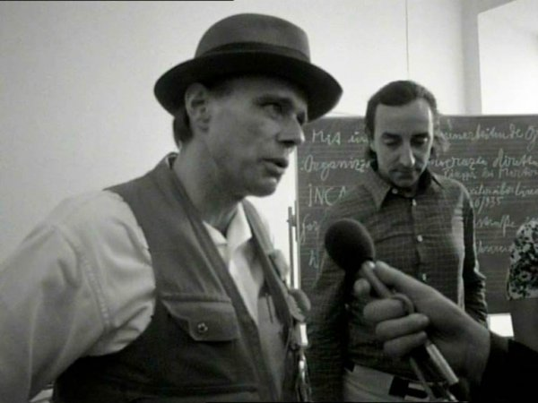 "Screening of ""Documenta 5"" by Jef Cornelis"