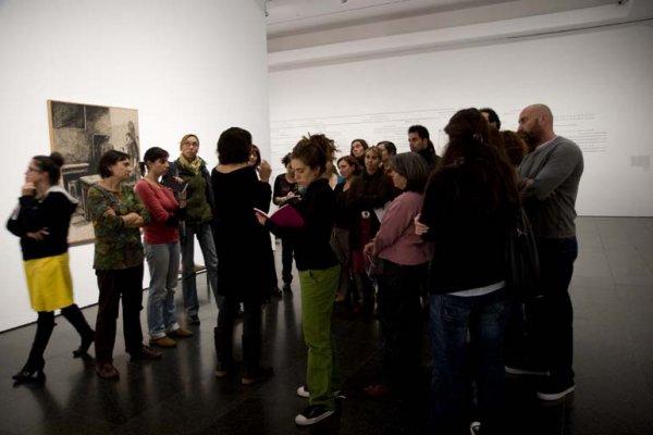 Curso de iniciación al arte contemporáneo
