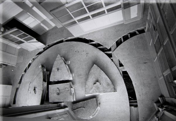 Gordon Matta-Clark. Portfoli Office Baroque