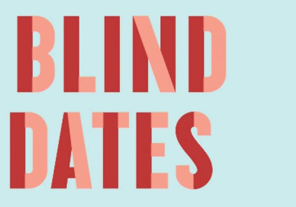 Blind Dates in Rita McBride's Arena