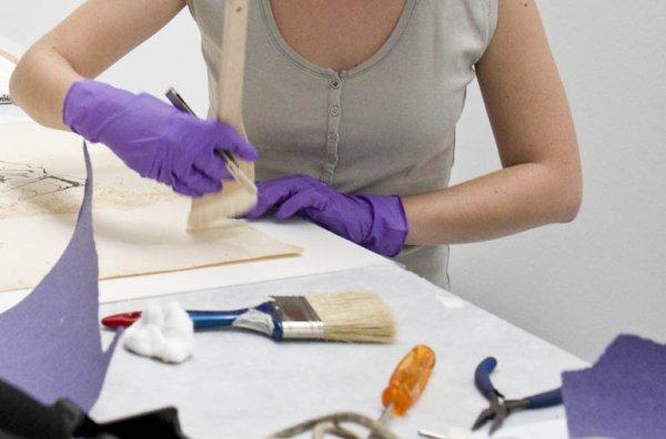Els secrets de la conservació i la restauració en l'art contemporani