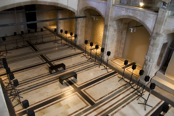 The Forty-Part Motet