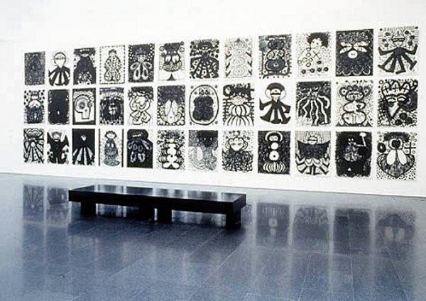 Gods. Ferran Garcia Sevilla