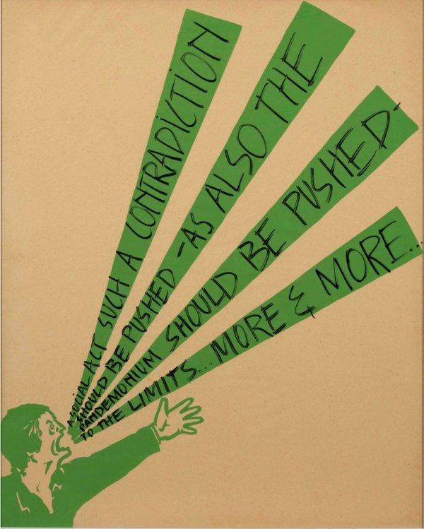 Radicalment incomplet, radicalment poc concloent. Sobre el llegat d'Art & Language