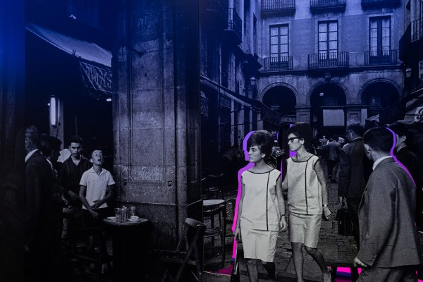 Miserachs Barcelona Photobooks