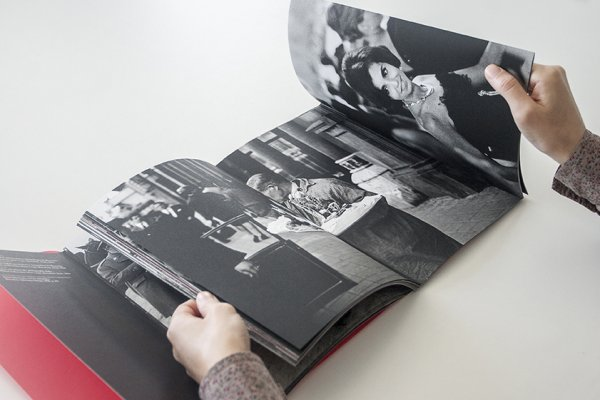 Stories of the photobook