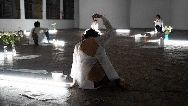 Mercedes Azpilicueta + Decòrum, Naufus Ramírez-Figueroa + Carme Torrent i Mette Edvardsen
