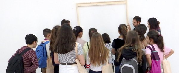 "Enric Farrés Duran ""EN RESIDENCIA"" en el Institut Doctor Puigvert"
