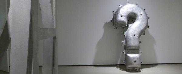 ¿Qué lugar es la escultura?