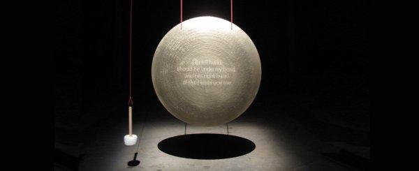 Sessió de treball entorn de l'exposició Jaume Plensa