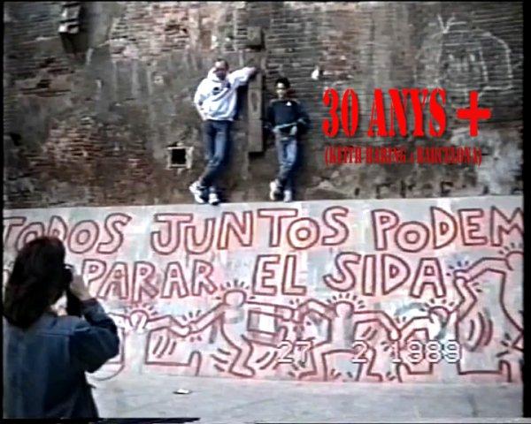 """Presentación del documental """"30 anys +"""""""