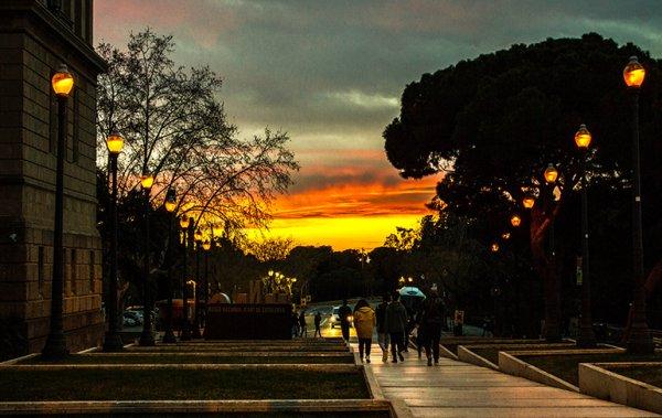 Les rutes invisibles de Montjuïc