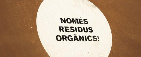 Ruta de reciclatge d'aliments