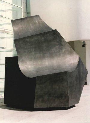 Estado original de la escultura en 1998