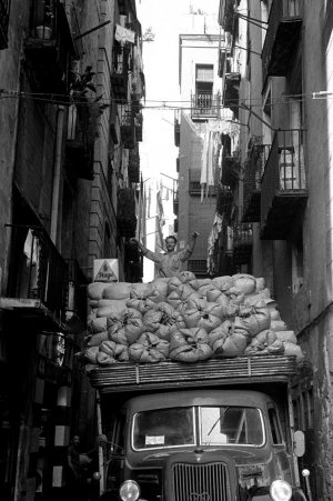 "Barcelona, 1962. Serie: ""Barcelona Blanc i Negre"""