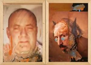 "Dieter Roth / Richard Hamilton ""INTERFACEs 25 i 26"", 1977"