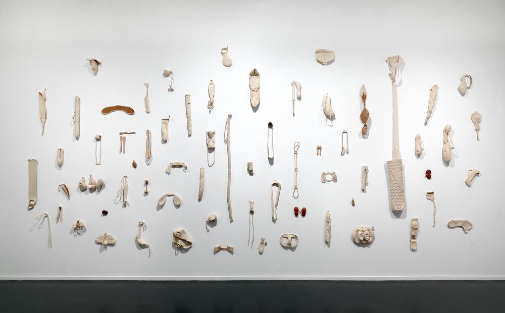 Archaeology of the Artist (objets trouvés)