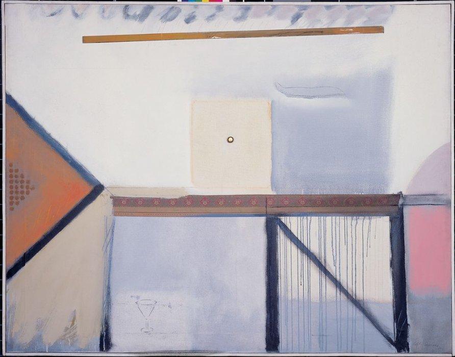 Painting 2 (Homage to Joan Miró)