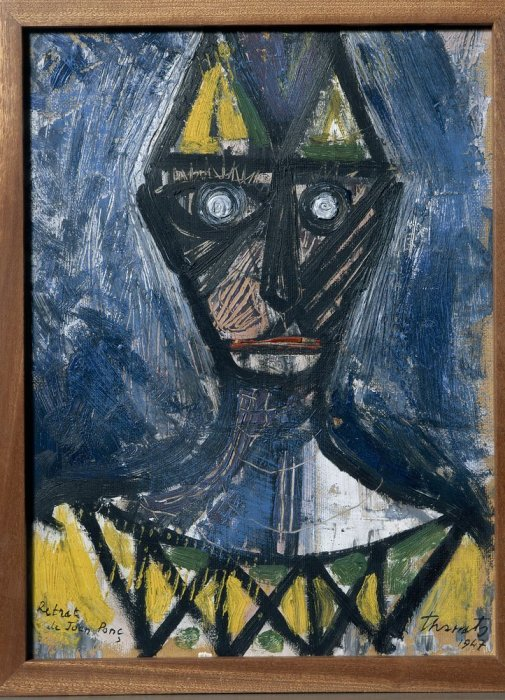 Portrait of Joan Ponç
