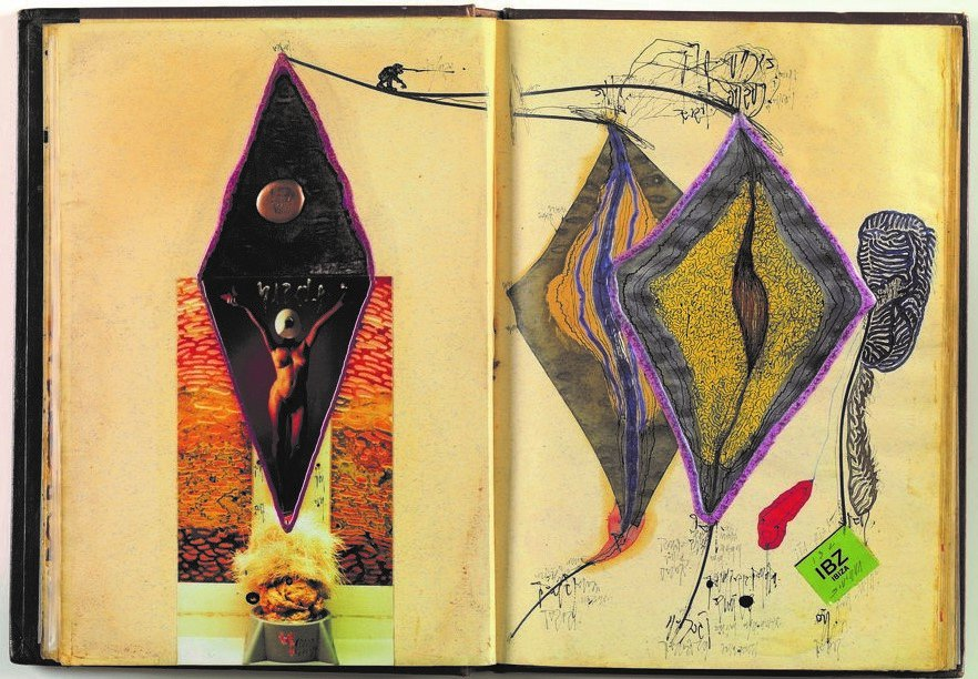 Untitled. Book of Drawings