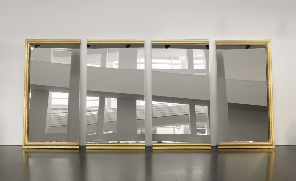 Arquitectura del mirall