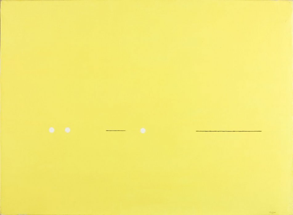 Painting in Yellow