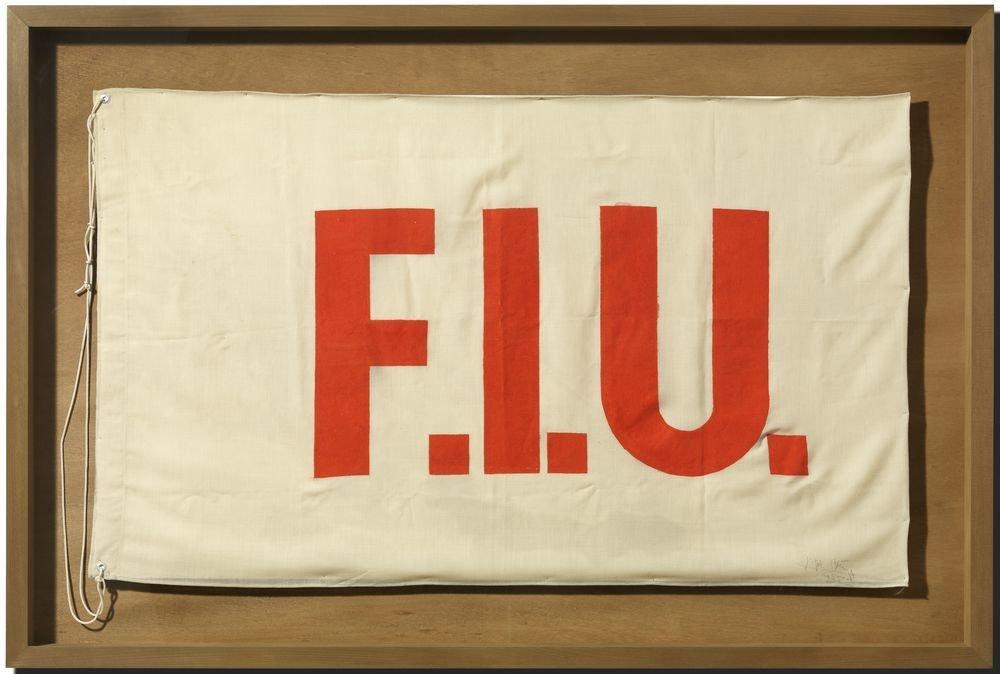 Bandera F.I.U.