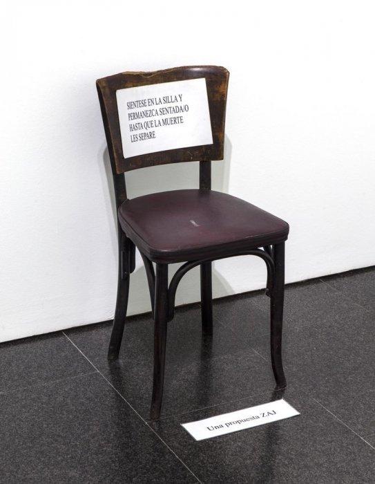 Cadira Zaj