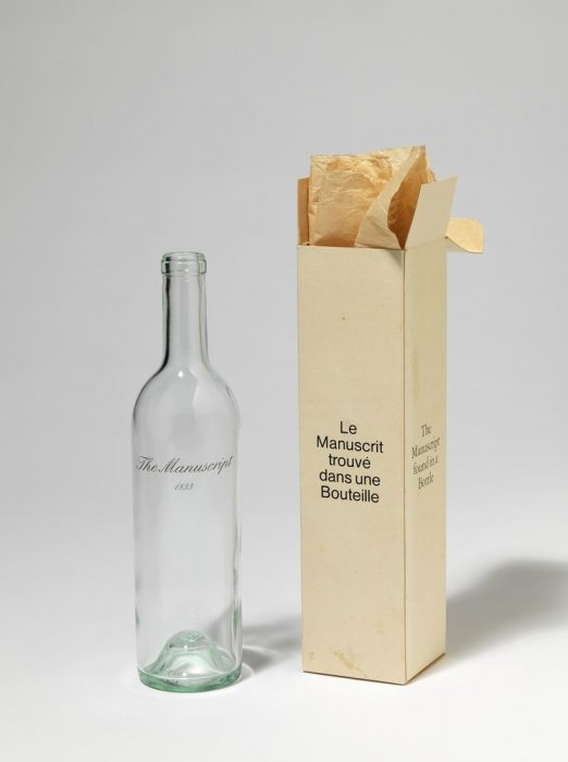 The Manuscript Found in a Bottle