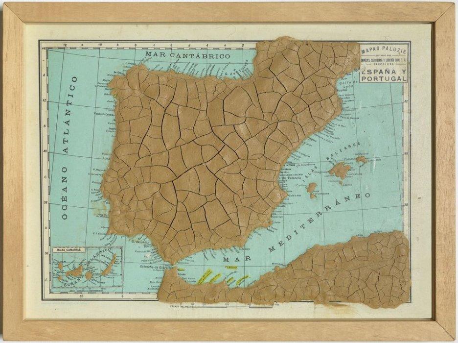 Mapa d'Espanya