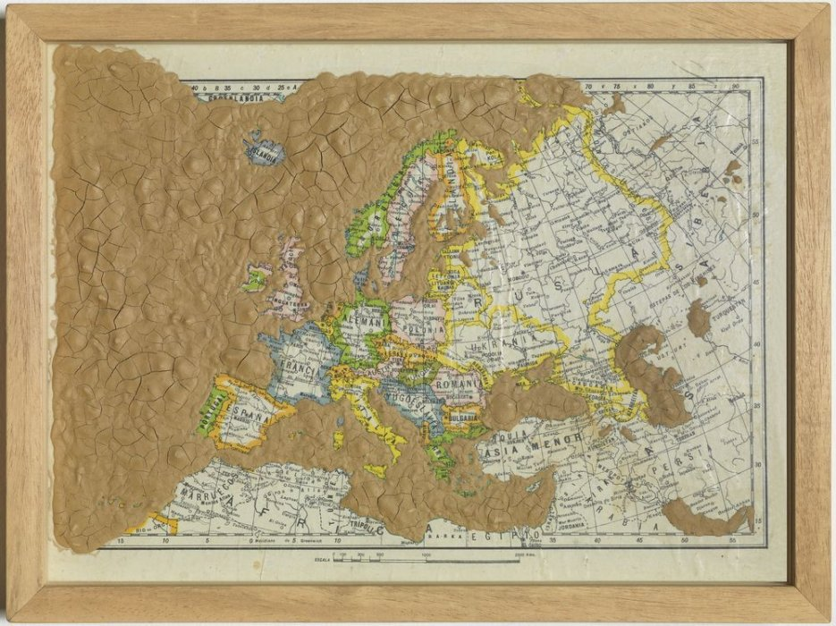 Mapa d'Europa