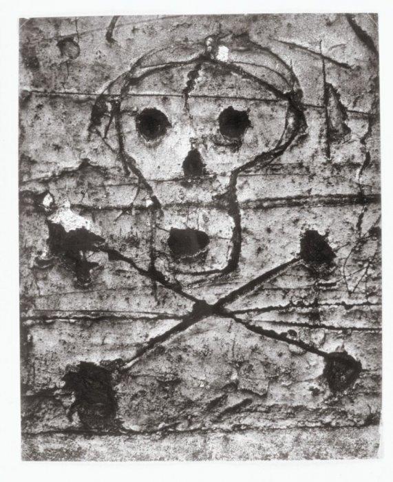 "Untitled. Graffiti. VII Series: ""Death"""