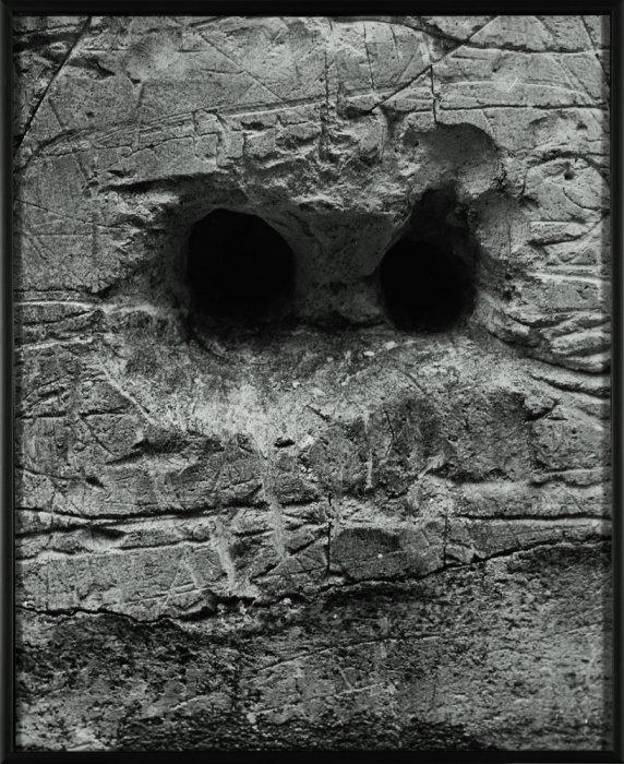 "Untitled. Graffiti. III Series: ""Birth of the Face"""