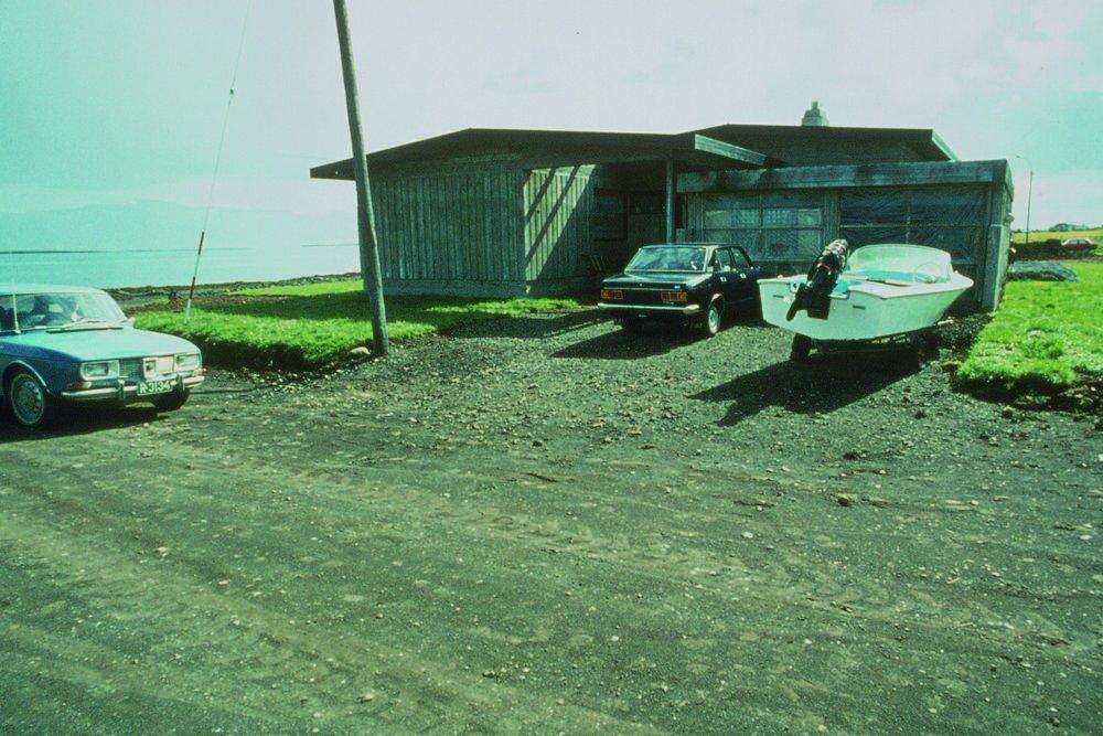 Diapositives de Reykjavík