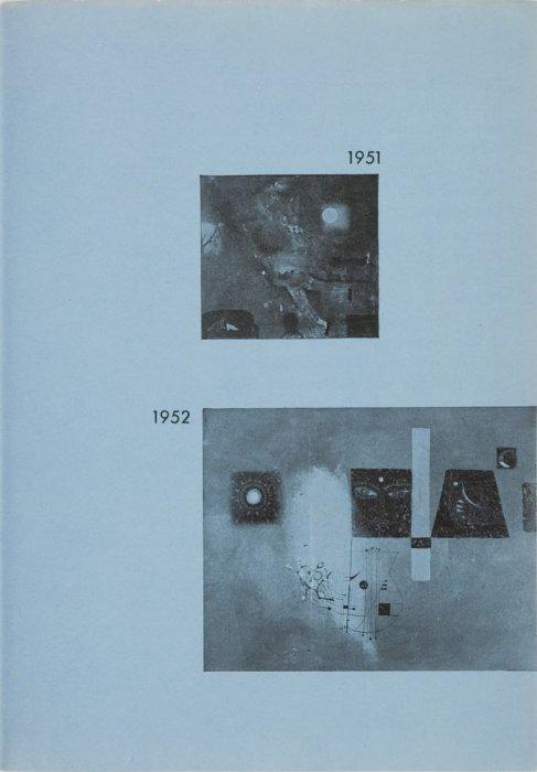 Dau al Set Magazine. Antoni Tàpies