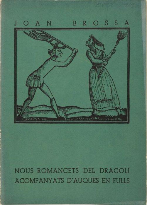 Revista 'Dau al Set'. Nuevos romancillos del Dragolí acompañados de aleluyas en hojas