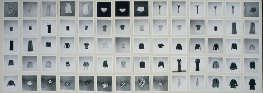 Tots els vestits d'una dona