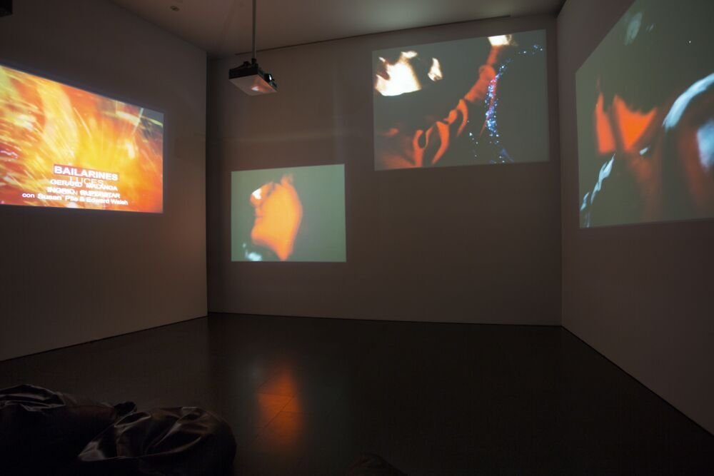 Exploding Plastic Inevitable, d'Andy Warhol, amb The Velvet Undergroud i Nico
