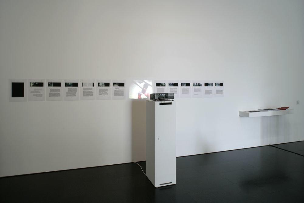 ENTRE / ACTE, Imatges de frontera I