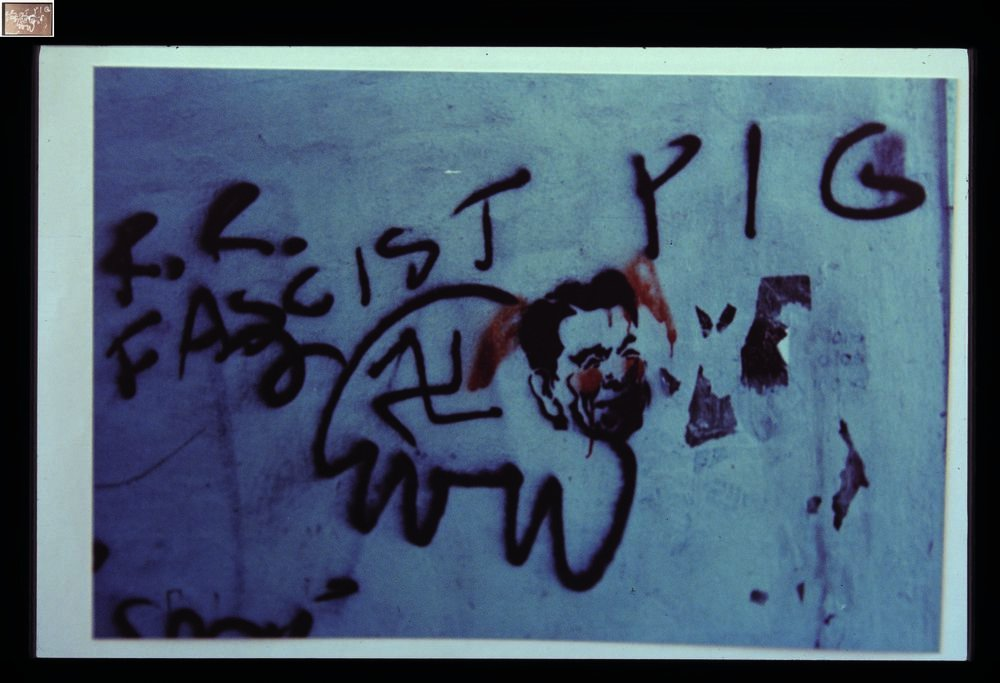R. R. porc feixista