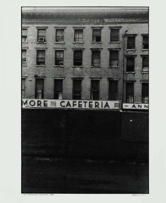 NYC Sagamore Cafeteria