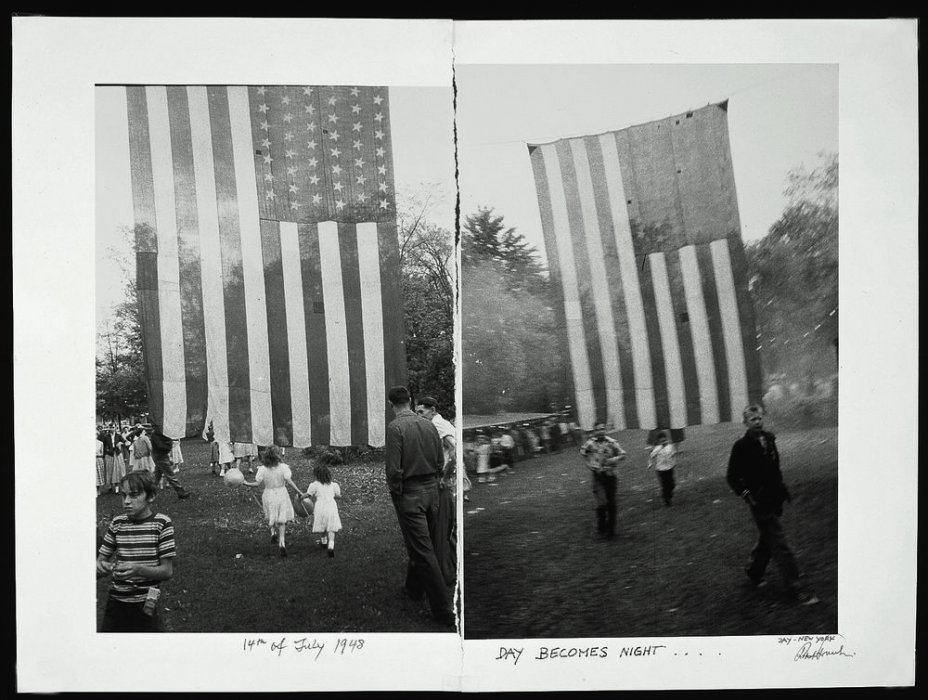 14th of July 1948. Day Becomes Night...