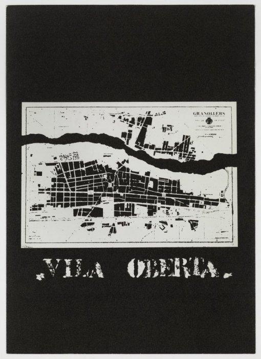 """Proposta de treball """"Granollers Vila Oberta"""""""