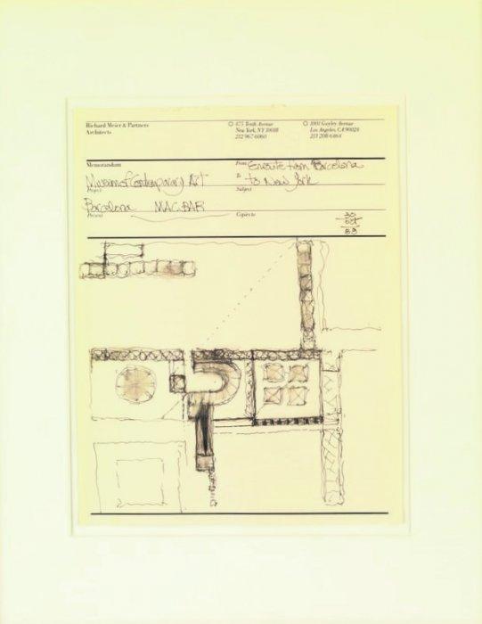 Museo de Arte Contemporáneo de Barcelona. Encuentro desde Barcelona hasta Nueva York