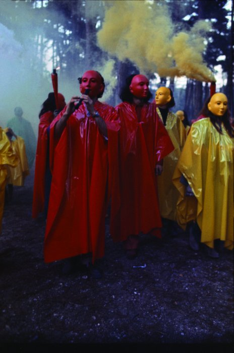 Cérémonials. Documentary Film about Festivities and Rituals by Miralda, Joan Rabascall, Dorothée Selz and Jaume Xifra