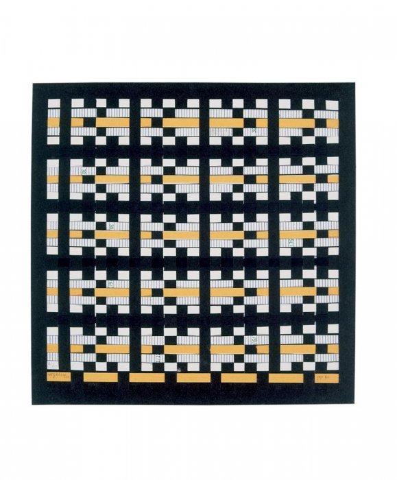 Black 1. Weaving 91/27