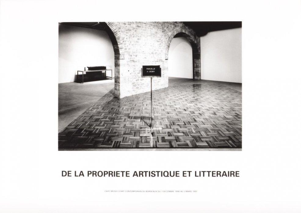 De la propietat artística i literària