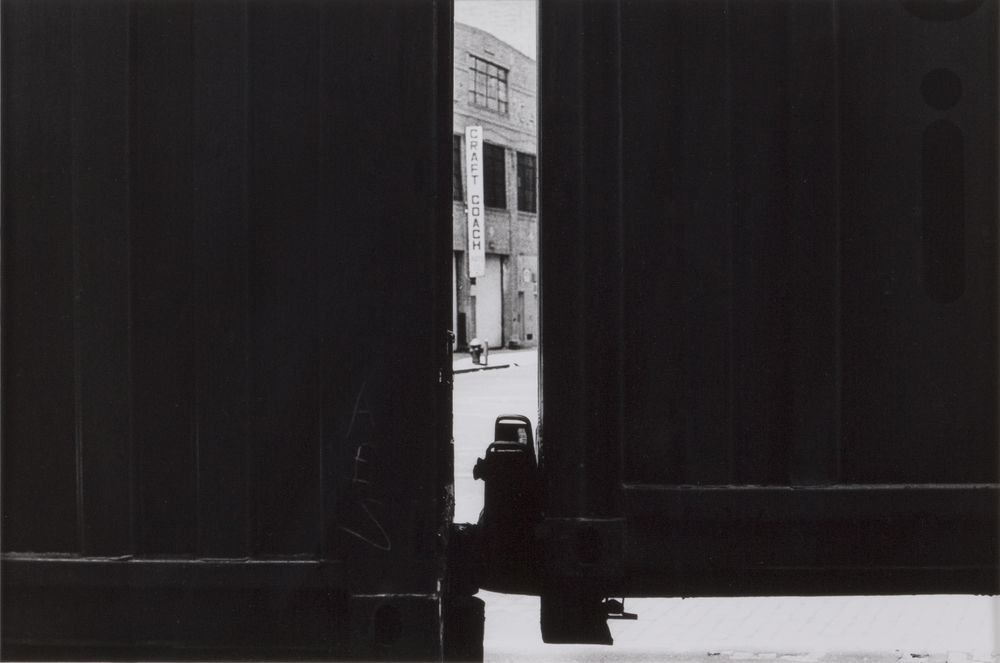 Untitled, NYC, SUMMER, 1978