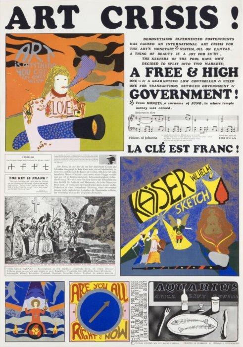 Crisi de l'art! Un govern lliure i flotant!